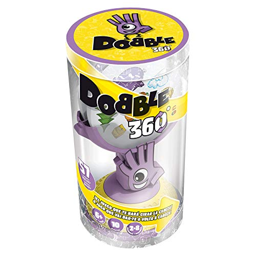 Zygomatic- Dobble 360 Español-Portugues, Color (DOBB360ML)