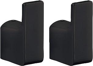 Gedy Pireni Seti 2 Elbise Askısı Pirinç Siyah 2x3,3x5,3