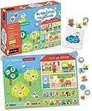 Nathan-Les Routines Premier - Calendario magnético para organizar el día de los niños a Partir de 3 años, 31556