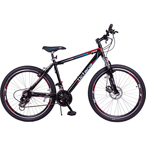 Hero STOQ26BKBK02 Octane Torq Cycle (Black)