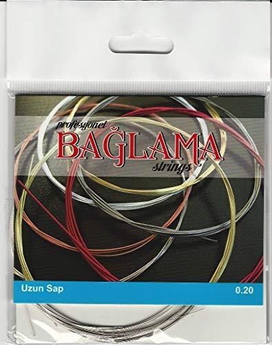 Saz-Saiten für Baglama, langer Hals, TRL-101