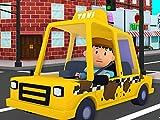 Tony's Taxi Cab