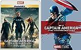 キャプテン・アメリカ/ウィンター・ソルジャー MovieNEX[VWAS-2921][Blu-ray/ブルーレイ]