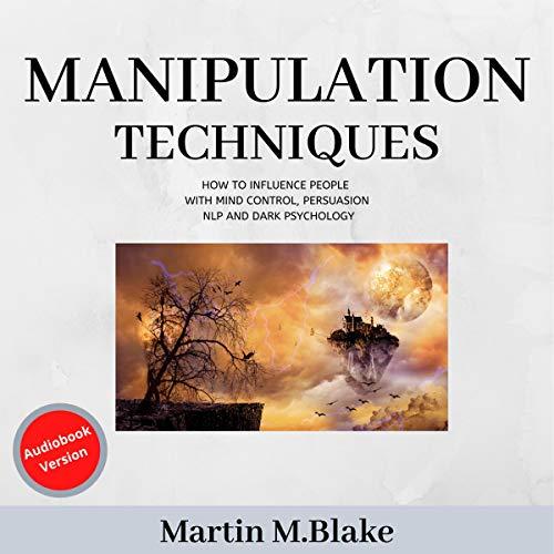 Couverture de Manipulation Techniques