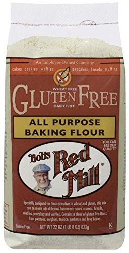 Bob's Red Mill - Baking Flour All Purpose Gluten Free - 22 oz.