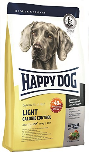 Happy Dog Supreme Fit & Well Calorie Control, 4 kg