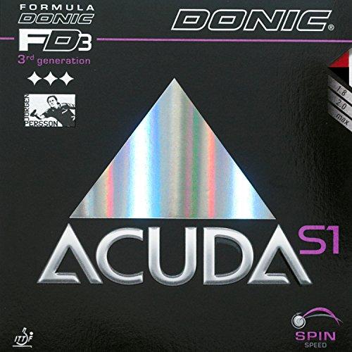 DONIC Acuda S1, TT-Belag, OVP, inkl. Lieferung