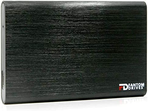 FD G31 1TB Portable SSD USB 3 1 Gen 2 Type C 10Gb s Black Mac Plug and Play Made with Aluminum product image