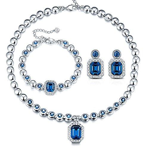 T400 Jewelers Damen Schmuck-Set