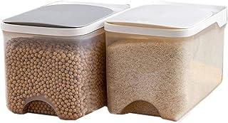 Ensembles de boîtes Récipient De Stockage De Nourriture, Boite De Conservation Alimentaire La Maison, Peut Accueillir 5 Kg...
