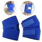Cikonielf 1 Paar Bandagen für Hunde, Bein Sprunggelenk Wrap Sprunggelenk Schutz Bandage Hunde...
