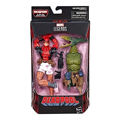 Hasbro Deadpool- Fig. LEGENS 6' Deadpool Shorts