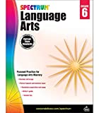 Spectrum Language Arts, Grade 6 (Paperback or Softback)