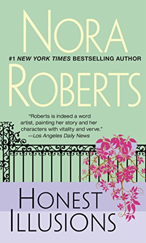 Honest Illusions by [Nora Roberts] - Nora Roberts Challenge Month 3