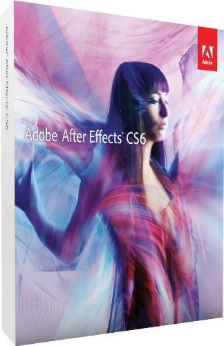 Adobe After Effects CS6 MAC
