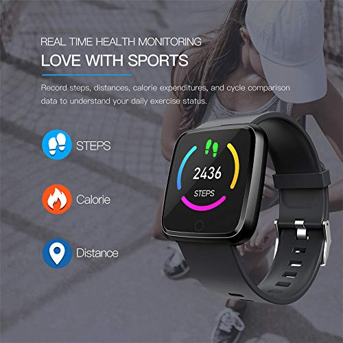 70% Off Fitness tracker watch