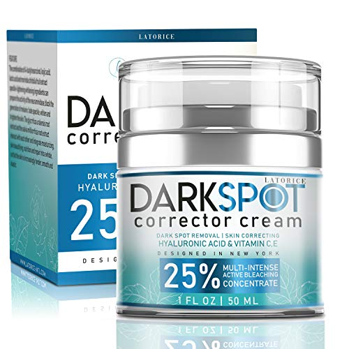 Latorice Dark Spot Corrector Cream For Face and Body-effective Ingredients With 4-Butylresorcinol,Alpha-arbutin