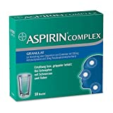 Aspirin Complex, 10 St. Beutel