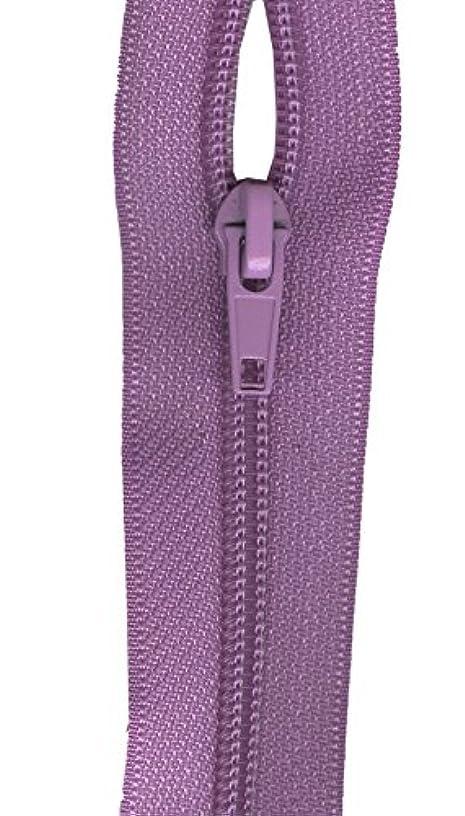 Sullivans Heavy Duty Make-A-Zipper Kit, 3-Yard, Purple