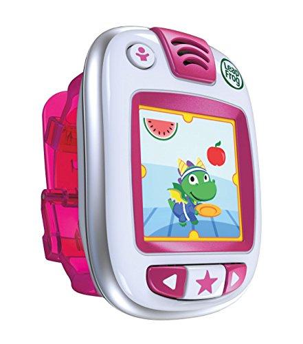 LeapFrog Reloj de actividades, color rosa (Cefa Toys 81497)