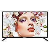 LHONG Flachbild-Smart-TV, HD LED 1920X1080-Fernseher, ultradünner Netzwerk-LCD-Fernseher 60/65 Zoll, mit Projektionswand