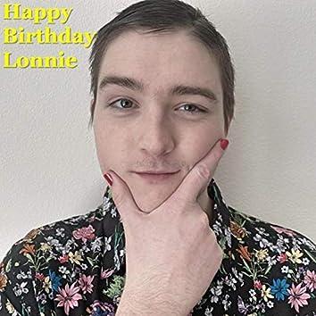 Happy Birthday Lonnie