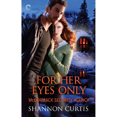 For Her Eyes Only audiobook cover art