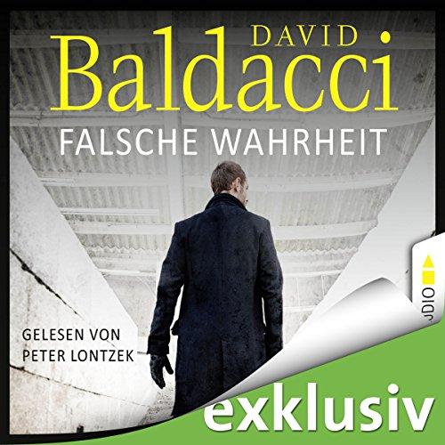Falsche Wahrheit (Will Robie 4) audiobook cover art