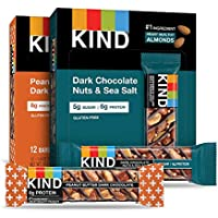 24-Count Kind Bars Gluten Free Variety Pack, 1.4 Ounce