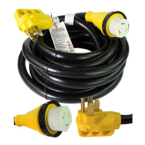 LeisureCords 25' Power Extension Cord