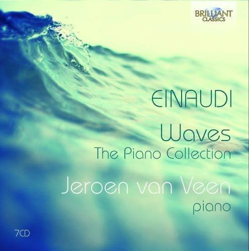 Einuadi: Waves: Piano Collection by Jeroen van Veen (2013-08-03)