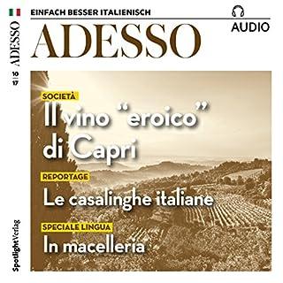 """ADESSO audio - Il vino """"eroico"""" di Capri. 10/2017 Titelbild"""