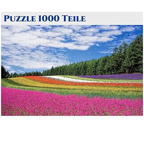58I Puzzle 1000 Stück/Teile Jigsaw Puzzle,Gemälde Puzzles Set Holzpuzzle Spielzeug ab 8 Jahren Magisches Holzpuzzle Matte Jigsaw für Erwachsene Puzzles Tiere Puzzle Kinder Puzzle Erwachsene-5