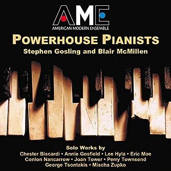 Powerhouse Pianists