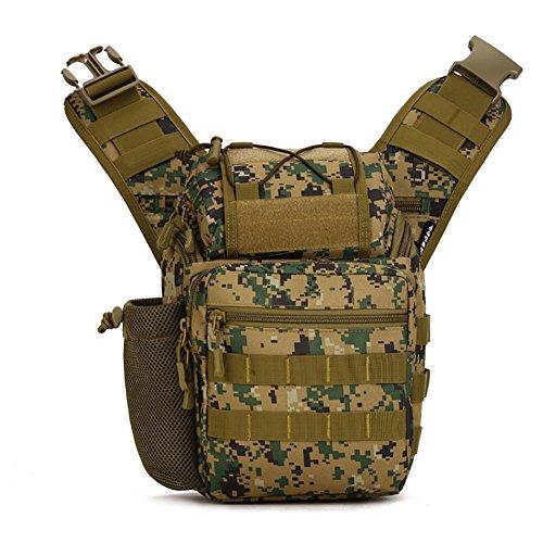 24 * 31 * 16cm Camera Bag Bag Outdoor Sac à bandoulière Messenger Bag Multi-Purpose Package Nylon , 3