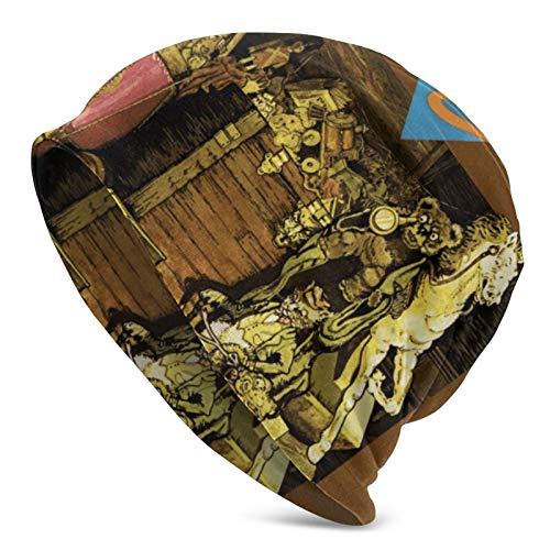 Aerosmith Toys in The ATTIC Unisex Adult Men's Knit Hats Beanie Hat...