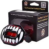 Oral Mart Vampire Fangs Football Lip Guard -...