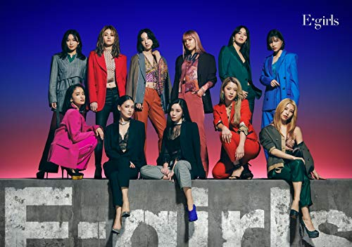 【Amazon.co.jp限定】E-girls (CD2枚組+DVD2枚組)(ビジュアルシート付き)