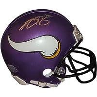 Anthony Barr Autographed Minnesota Vikings Mini Helmet - Autographed NFL Mini Helmets