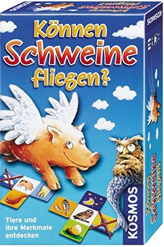 KOSMOS Können Schweine fliegen Mitbringspiel, 1 Stück