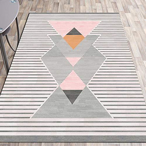 Art-Modern - Alfombra de sofá para salón, dormitorio, té, mesa de noche, 1,8 x 2,8 m, color verde
