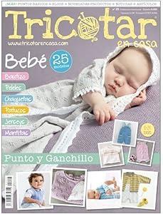 TRICOTAR EN CASA Nº 25 - REVISTA DE TRICOT Y PUNTO