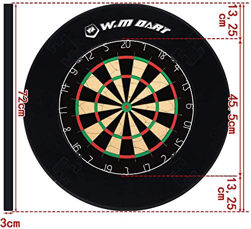 WIN.MAX Dart Catchring Surround Auffangring - 6
