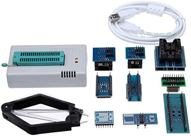 Mark8shop Mini Pro TL866CS USB Bios Universal Programmer Kit mit 9 PCS Adapter B01DDNZQJA    Online Kaufen