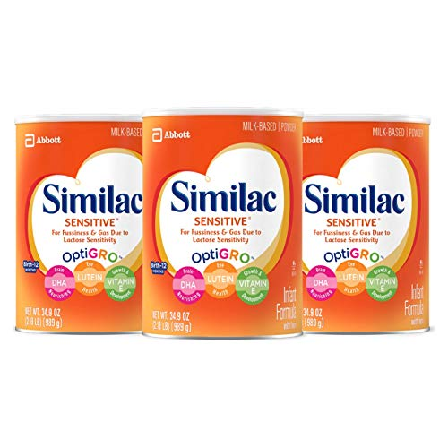 Similac Sensitive Infant Formula with Iron