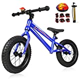 Diwenhouse Kids Balance Bike - Toddler Training Balance Bike No Pedal for Boys and Girls Ages 2 to 6 Years...