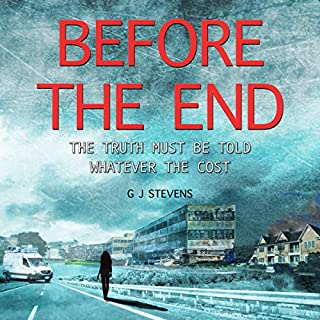 Page de couverture de Before the End: The Truth Must Be Told Whatever the Cost