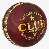 Readers Club Cricket Ball 5 oz, Rojo, para Hombre