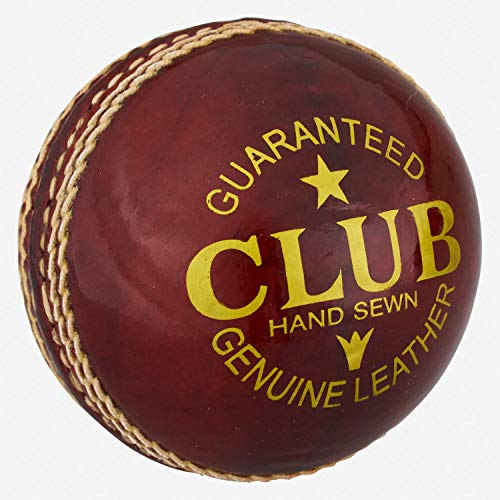 Readers Club Cricketball, 156 g, Rot