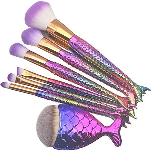 Cosmétique Pinceaux Kit, Pinceau Blush Pinceaux Pour Sourcils Brosse à Yeux Pinceau Contouring Pinceau Anticernes Pinceaux Maquillage Fard à Paupières Concealer-28